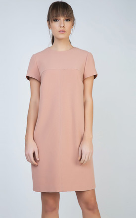 Sack Dress in Crepe Fabric by Conquista Fashion