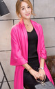 Hot Pink High Quality Plain Soft Wool Cashmere Scarf/Shawl by Urban Mist