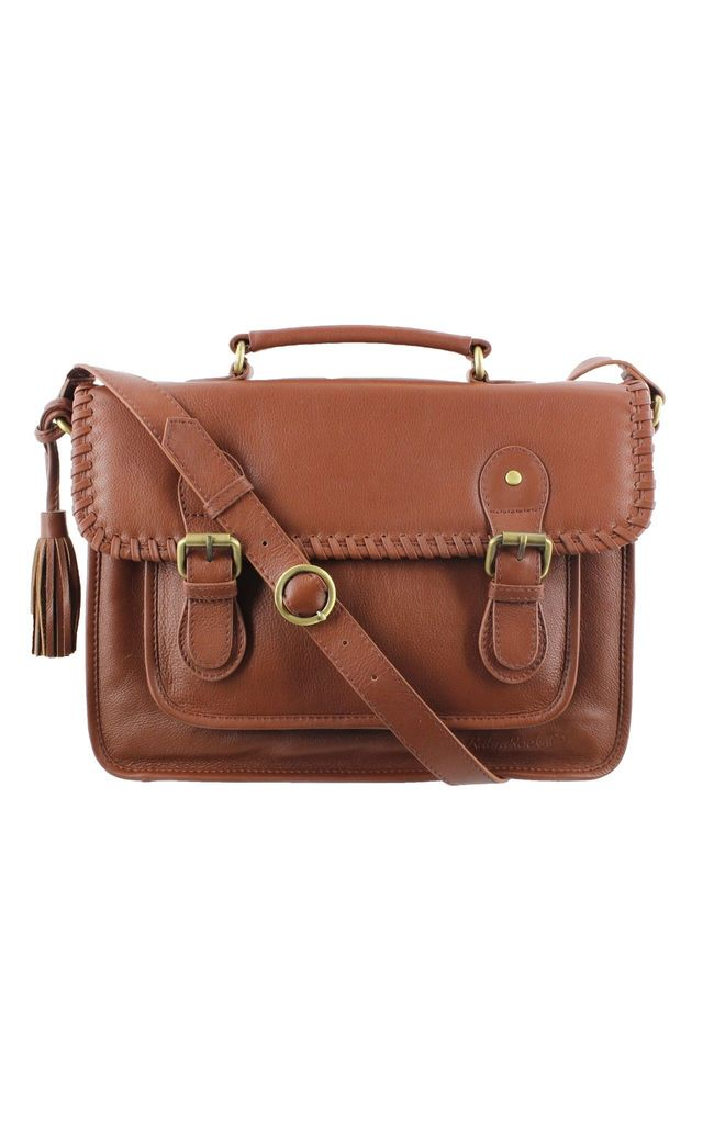 Satchel Brown by Ruby Rocks Boutique