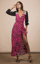 JAGGER MAXI IN MIX PINK LEOPARD by Dancing Leopard