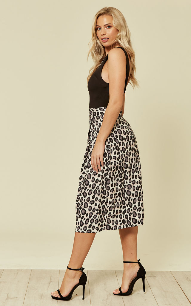 Leopard Skirt by Lanti