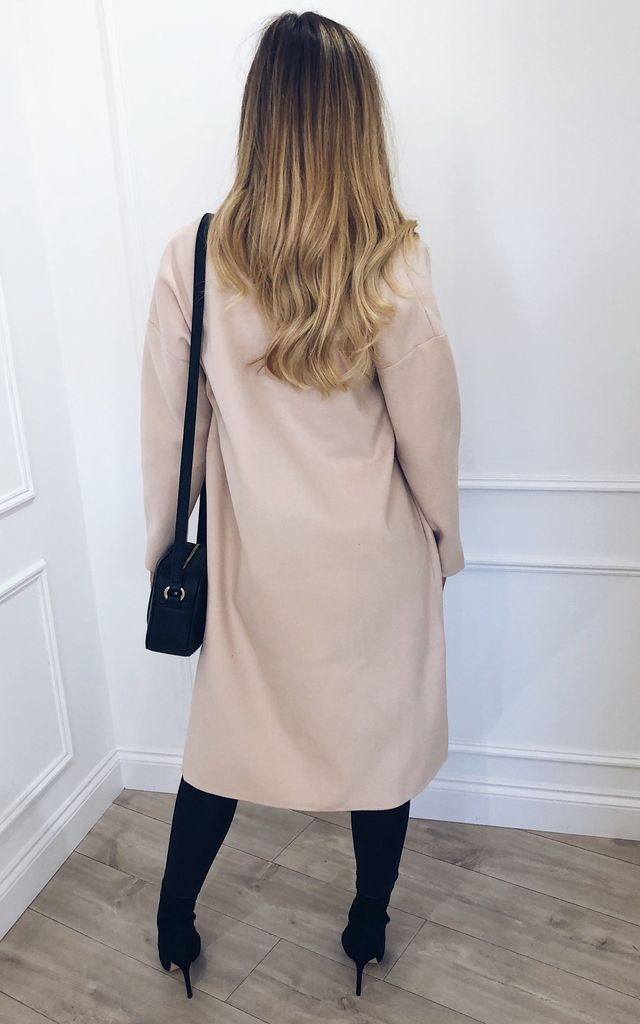 Alani Coat - Beige by Pretty Lavish
