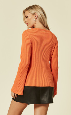 RIB KNIT JUMPER by Wednesday's Girl