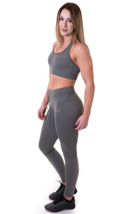 Sss Sports Bra Grey by Sculpt Activewear Product photo
