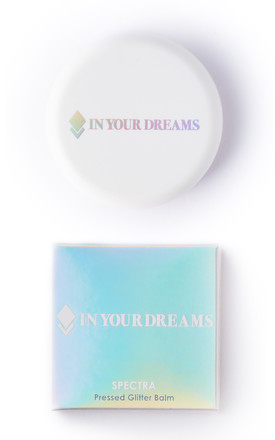 Spectra Pressed Glitter Balm by IN YOUR DREAMS