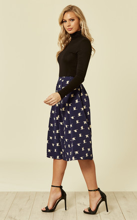 Aria Skirt by Fever London
