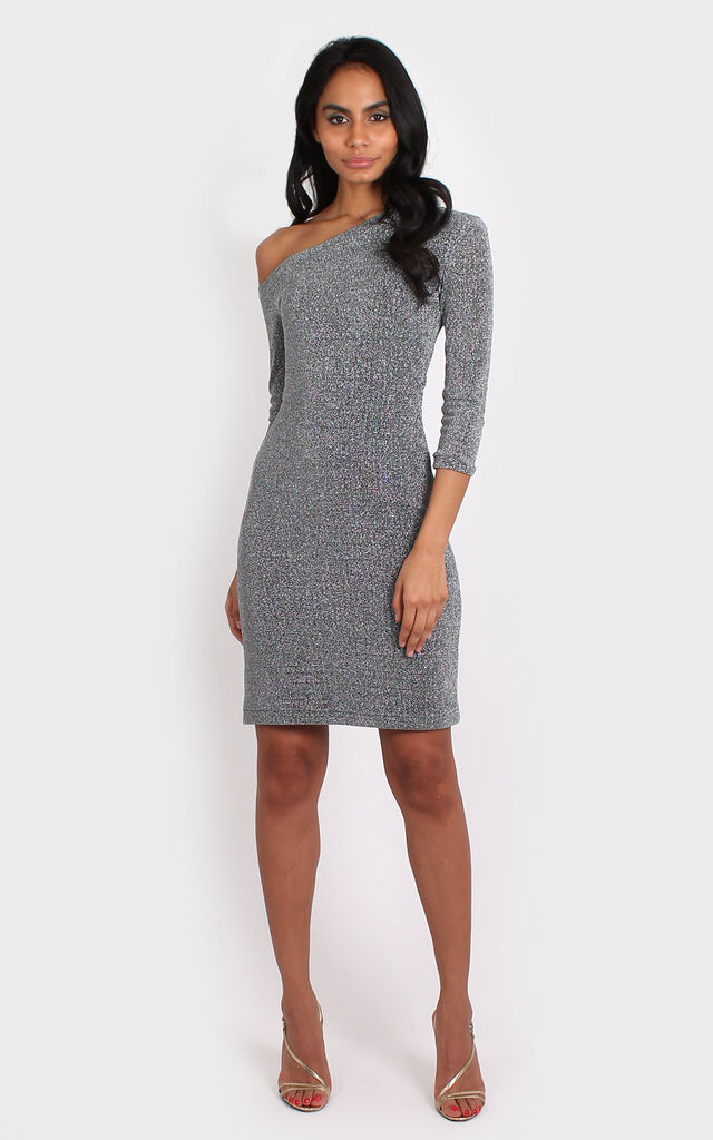 Icon Dress Metallic Silver by Bullet