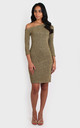 Icon Dress Metallic Gold by Bullet
