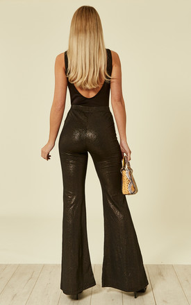 Best Fantasy Flare Trousers in Black by Sacred Hawk