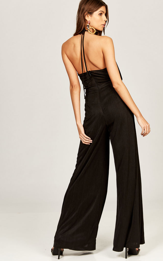 Black Marylebone Jumpsuit by The Jetset Diaries