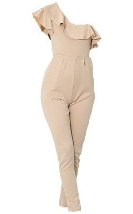 Kerise Frill Jumpsuit by New Age Rebel