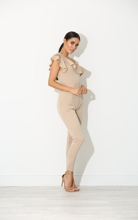 Kerise Frill Jumpsuit by New Age Rebel Product photo