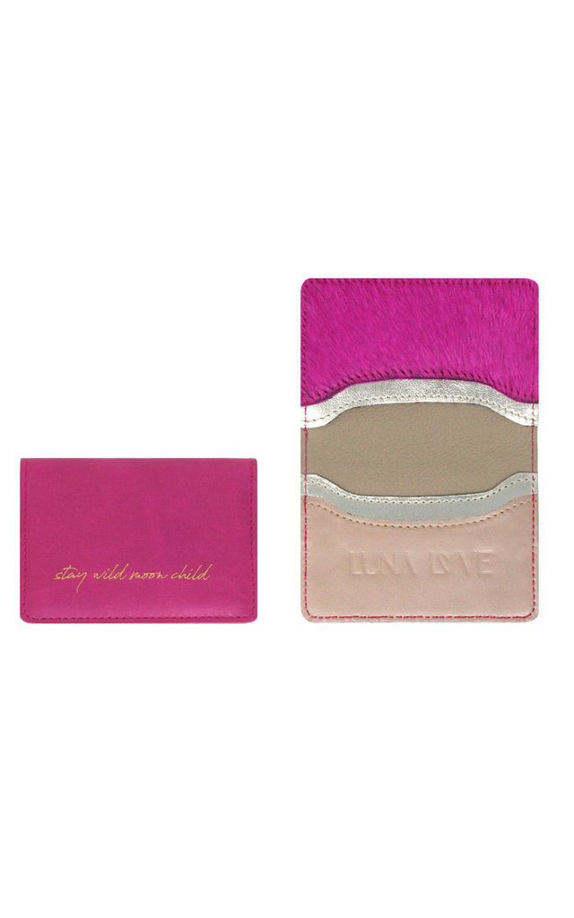 MOON CHILD CREDIT CARD HOLDER by Luna Love London