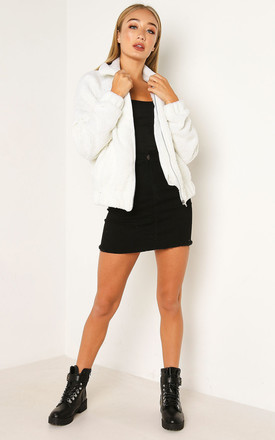 Teddy Bomber Jacket (Variant) by Lasula