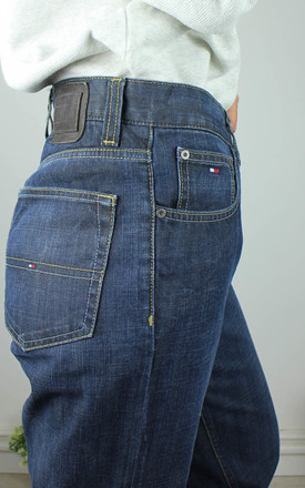 Vintage Tommy Hilfiger Jeans with Logo Back & Front by Re:dream Vintage