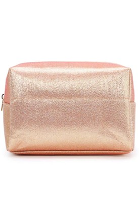 Glitter Make Up Bag by HAUS OF DECK