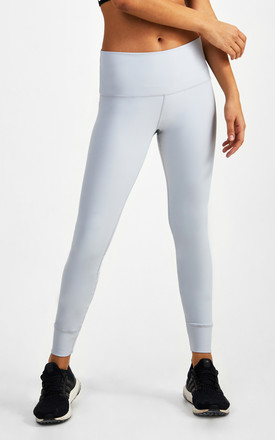 Chalk Contour Leggings by GYMVERSUS London