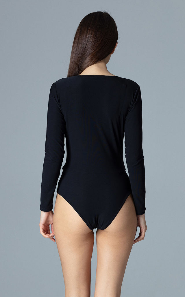 Black Body With Long Sleeves by FIGL
