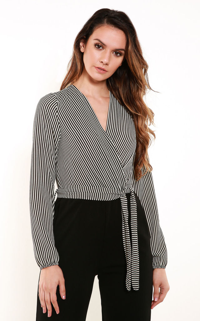 Aveline Monochrome Jumpsuit by Want That Trend