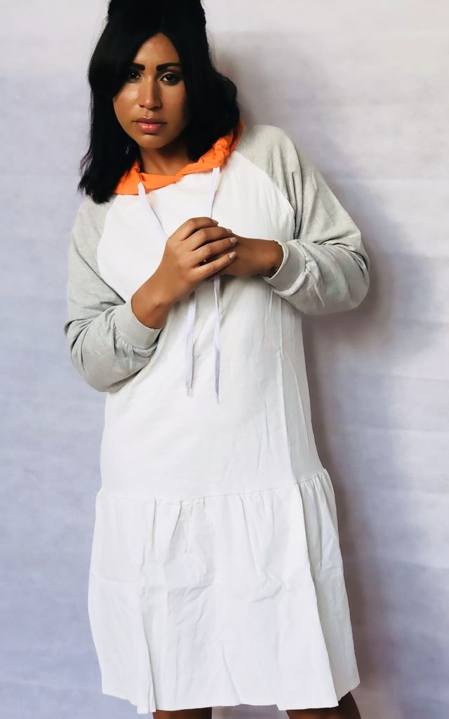 Shay Sweat Dress by Hounded