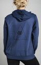 ST Chill Hoodie Navy by Seeing Thngs