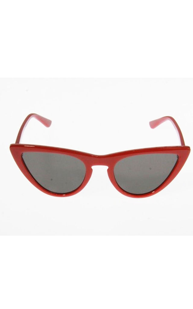Red Vintage Cat Eye Sunglasses by Urban Mist