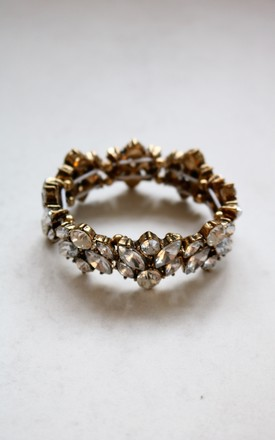 Gemstone Gold Bracelet by AVAAYA Product photo