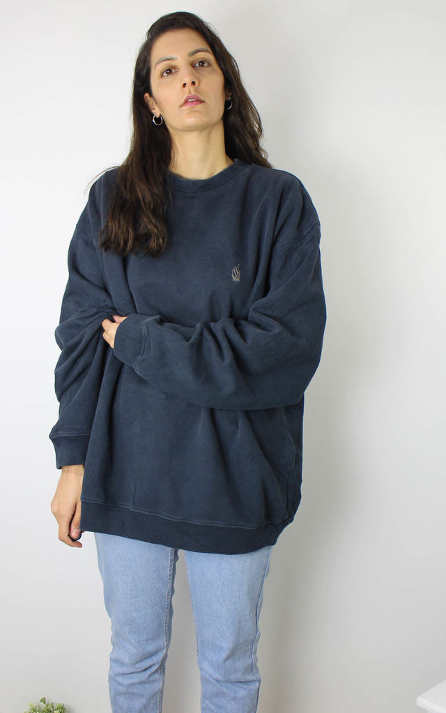 Vintage Nautica Sweatshirt with Logo Front by Re:dream Vintage