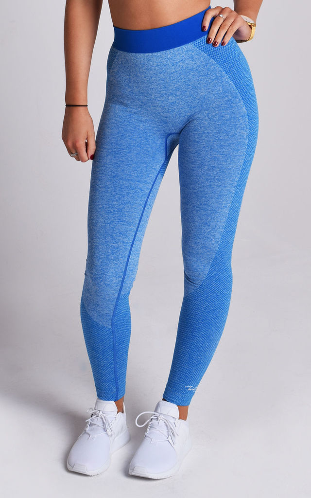 Sapphire Flex Leggings by Twisted Saint