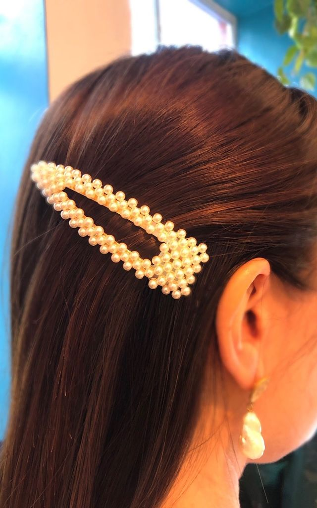 Queenie hair Barrette by It's Me Not You