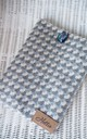Wool iPad Case in Holborn Taupe Print by Hettie