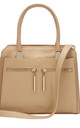 Eden Tote Bag in Oak Brown by RI2K London