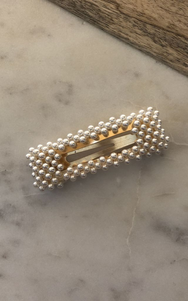 Queenie hair Barrette long by It's Me Not You
