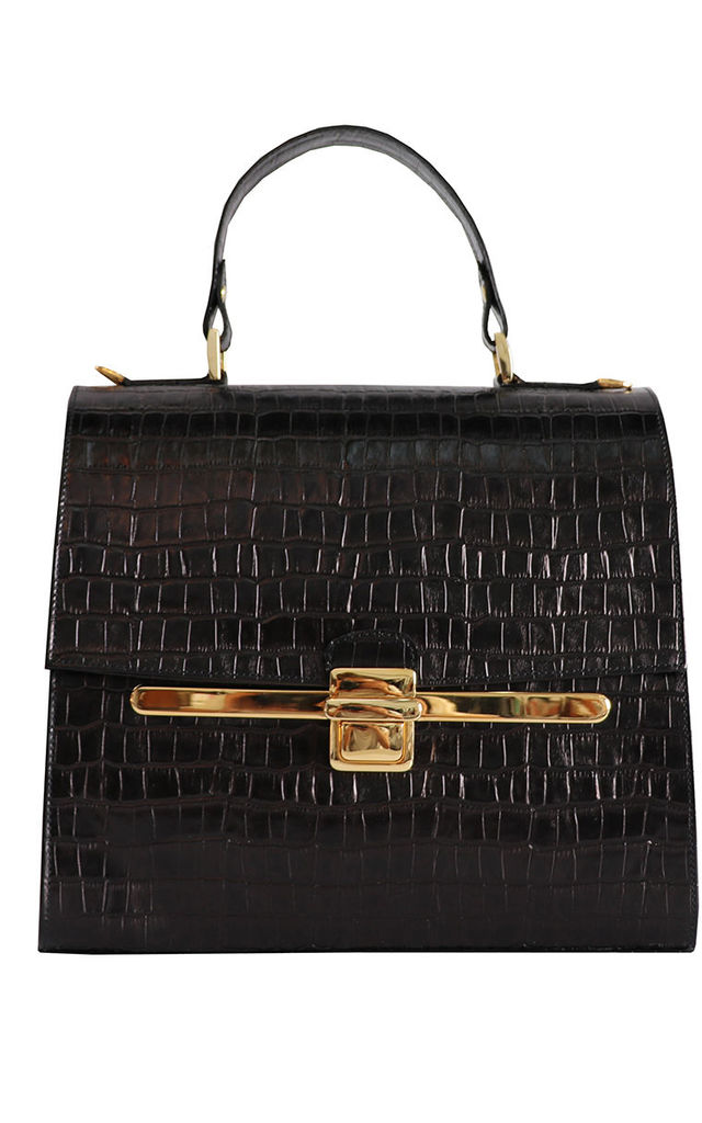BLACK CITY by THE CODE HANDBAGS