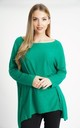 OVERSIZED GREEN ULTRA SOFT LONG SLEEVE CARDIGAN by Aftershock London