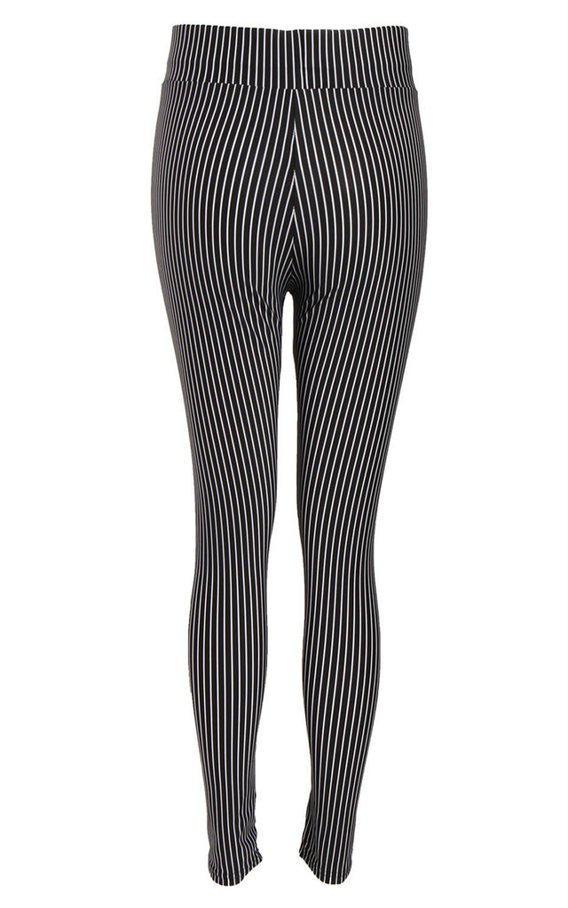 Stripe Skinny Legging by Urban Mist