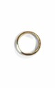 9ct Gold Pinky Ring by Ammé London Jewellery