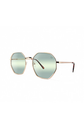 MUSTIQUE Sunglasses with Gold Frame (RR49-1) by Ruby Rocks Sunglasses