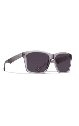 Valley Rectangle Sunglasses In Hurricane Grey by NOTINLOVE Product photo