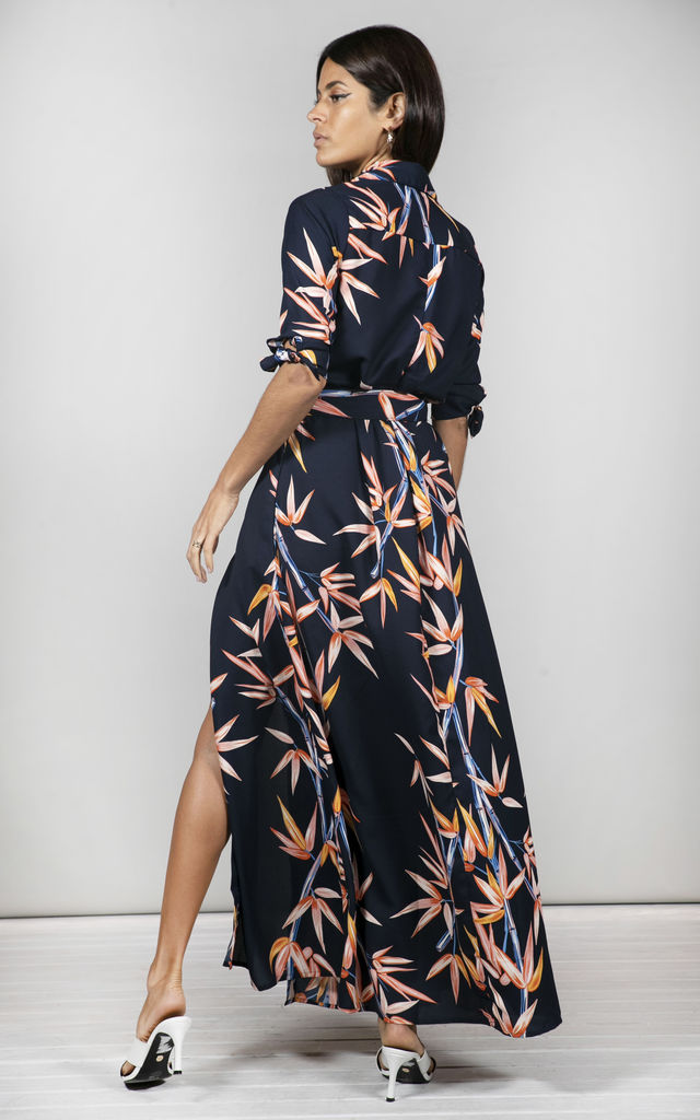 Dove Dress In Bamboo image