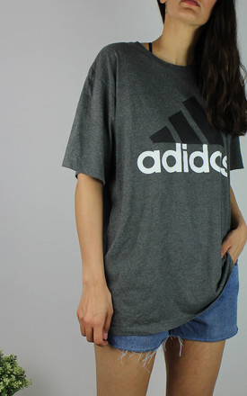 Vintage Adidas Tshirt W Statement Logo Front by Re:dream Vintage Product photo