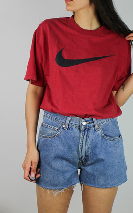 Vintage Nike Sports Tshirt Top with Tick Logo 4845316 by Re:dream Vintage