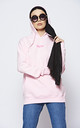 'FAITH' NEON Slogan Pink Hoodie With Front Pocket' by The ModestMe Collection