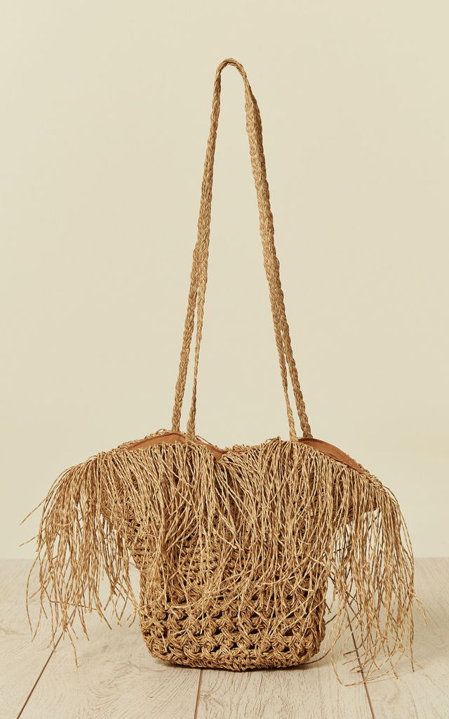 Knitted Bag by Liquorish