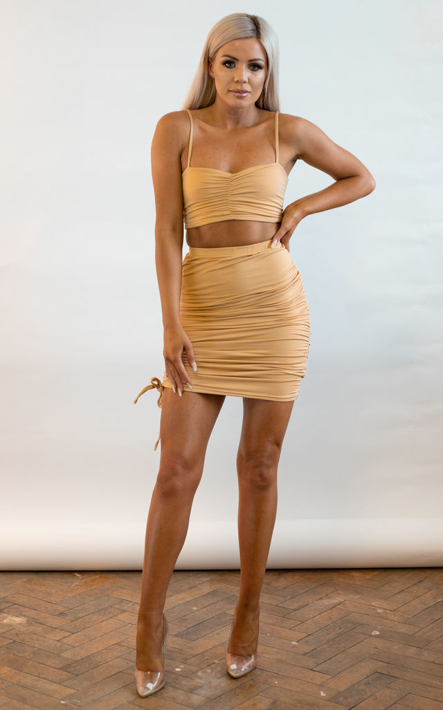 MARLIN Nude Co-ord by Brand Moda