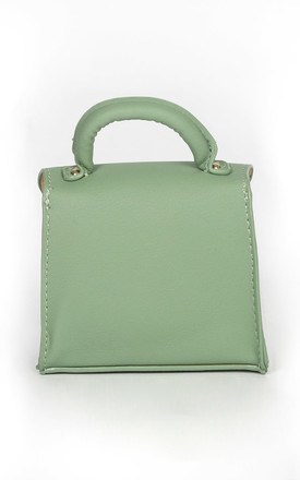 Green Micro Tote Bag by Dressed In Lucy