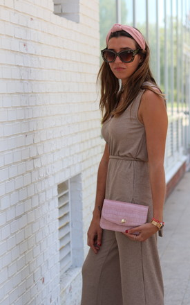 IT BAG PINK by THE CODE HANDBAGS
