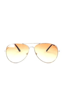 BAY Gold Frame Aviator Sunglasses by ShaniceEmily