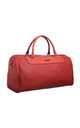 LADY TRAVEL BAG in ORANGE by BESSIE LONDON