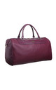 LADY TRAVEL BAG in RED by BESSIE LONDON